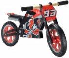 """Беговел 12"""" Kiddi Moto Heroes деревянный, с автографом Mark Marques"""