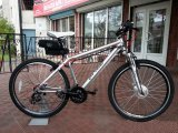 Электровелосипед Pride XC-2.0 (мотор-колесо 36v/ 350w + АКБ 36V10AH LiPo + ручка газа+ BL-1)