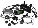 Кит контроллер EVEL Mini RS 36-48В 17А WP LCD