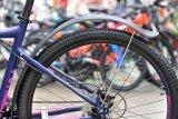 Крылья на велосипед с усиками SIMPLA RAPTOR