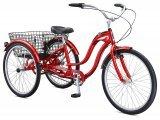 Трехколесный городской велосипед Schwinn Town&Country