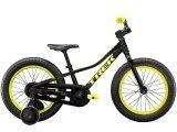 """Велосипед 16"""" Trek PRECALIBER BOYS CB (ножні гальма), чорний"""