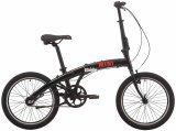 """Велосипед 20"""" Pride MINI 3, черный"""