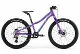 """Велосипед 24"""" Merida MATTS J.24+, фіолетовий"""