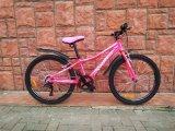 """Велосипед 24"""" Spelli ACTIVE GIRL, рожевий"""