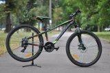 """Велосипед 26"""" Spelli SX-3200, черно-зеленый"""