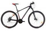 """Велосипед 27.5"""" Avanti CANYON PRO, черно-червоний"""