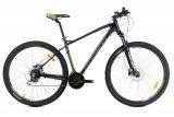 """Велосипед 27.5"""" Avanti CANYON PRO, черно-зелений"""