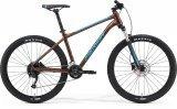 "Велосипед 27.5"" Merida BIG.SEVEN 100-2x, 2021, бронзовий"