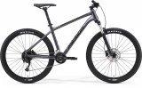 "Велосипед 27.5"" Merida BIG.SEVEN 100-2x, 2021, сірий"
