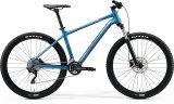 """Велосипед 27.5"""" Merida BIG.SEVEN 300, 2020 синий"""