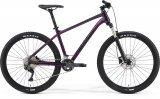 """Велосипед 27.5"""" Merida BIG.SEVEN 300, 2021, фіолетовий"""