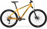 "Велосипед 27.5"" Merida BIG.SEVEN 300, 2021, помаранчевий"