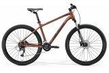 """Велосипед 27.5"""" Merida BIG.SEVEN 60-2X, 2021, бронза"""