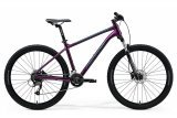 """Велосипед 27.5"""" Merida BIG.SEVEN 60-2X, 2021, фіолетовий"""