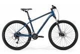 "Велосипед 27.5"" Merida BIG.SEVEN 60-2X, 2021, синій"