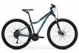 "Велосипед 27.5"" Merida MATTS 7.30, 2021, блакитний"