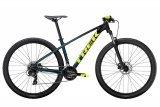 """Велосипед 27.5"""" Trek Marlin 5, чорно-зелений"""