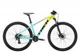 """Велосипед 27.5"""" Trek Marlin 5, жовто-зелений"""