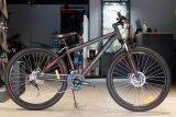 """Велосипед 27,5"""" Avanti SMART, чорно-сіро-червоний"""
