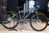 """Велосипед 27,5"""" Avanti SMART, чорно-сіро-зелений"""
