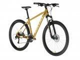 """Велосипед 27,5"""" Kellys Spider 70, жовтий"""