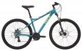 """Велосипед 27,5"""" Pride STELLA 7.2, 2021, бірюзовий"""
