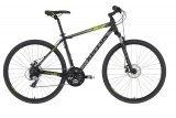 "Велосипед 28"" Kellys Cliff 70 Black Green"
