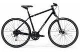 "Велосипед 28"" Merida Crossway 100, 2021, чорний"