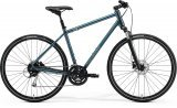"Велосипед 28"" Merida Crossway 100, 2021, TEAL-BLUE"