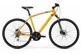 """Велосипед 28"""" Merida Crossway 20-D, 2021, помаранчевий"""