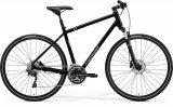 "Велосипед 28"" Merida Crossway 300, 2021, чорний"