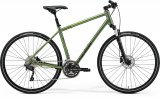 "Велосипед 28"" Merida Crossway 300, 2021, зелений"