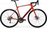 """Велосипед 28"""" Merida Scultura Endurance 6000, 2021, червоний"""