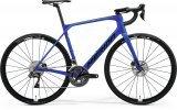 """Велосипед 28"""" Merida Scultura Endurance 7000-E, 2021, синій"""