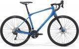 "Велосипед 28"" Merida SILEX 400, 2021, BLUE"