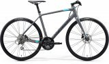 "Велосипед 28"" Merida SPEEDER 100, 2021, сірий"