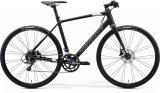 "Велосипед 28"" Merida SPEEDER 200, 2021, чорний"