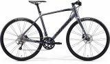 "Велосипед 28"" Merida SPEEDER 300, 2021, сірий"