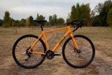 """Велосипед 28"""" Pride ROCX 8.1, 2020 помаранчевий"""