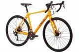 """Велосипед 28"""" Pride ROCX 8.1, 2021, помаранчевий"""