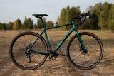 "Велосипед 28"" Pride ROCX 8.2, 2020, зеленый"