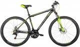 """Велосипед 29"""" Avanti SMART 29ER, чорно-сіро-зелений"""