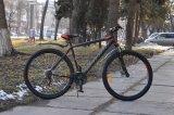 """Велосипед 29"""" Intenzo Dakar, чорно-помаранчевий"""