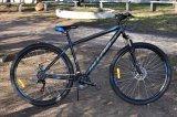 """Велосипед 29"""" Intenzo Dakar, чорно-синій"""