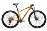 "Велосипед 29"" Merida BIG.NINE 5000, 2021, помаранчевий"