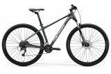 "Велосипед 29"" Merida BIG.NINE 60-2X, 2021, сірий"