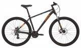 """Велосипед 29"""" Pride MARVEL 9.2, чорно-помаранчевий"""