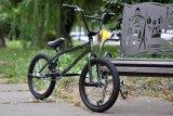"Велоссипед 20"" BMX Avanti WIZARD, зеленый"