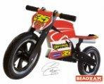 """Беговел 12"""" Kiddy Moto Heroes Cal Crutchlow"""